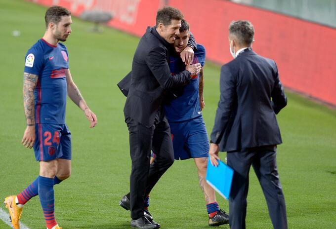 Atlético de Madrid es líder de LaLiga