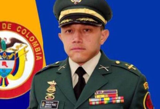 Coronel Pedro Enrique Pérez Arciniegas
