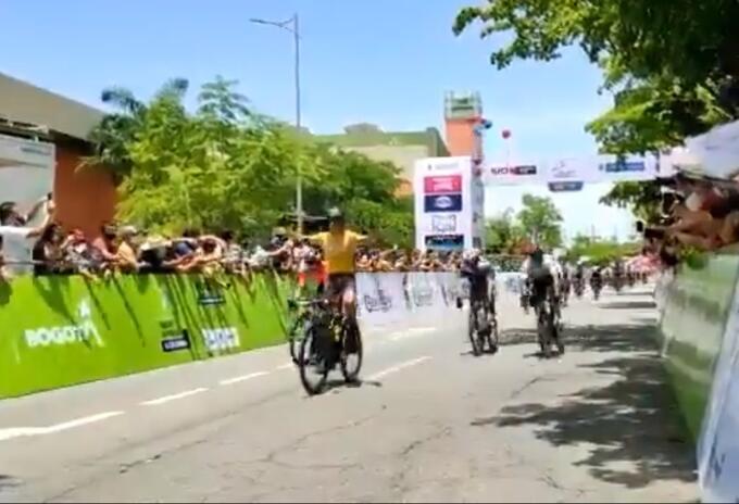 Etapa 1 de la Vuelta a Colombia
