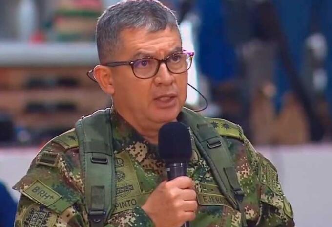 General Marcos Evangelista Pinto