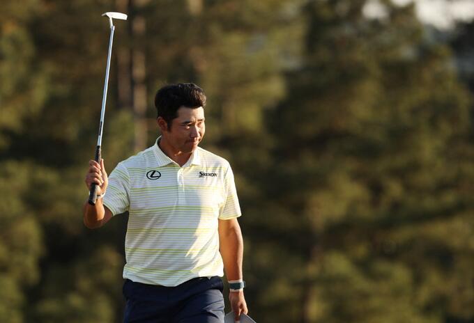 Hideki Matsuyama ganó el Masters de Augusta