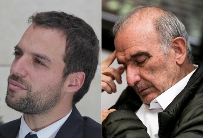Luis Ernesto Gómez y Humberto de la Calle