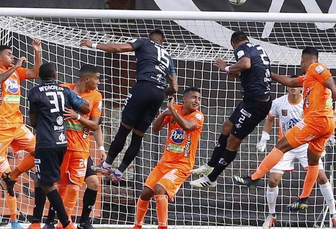 Pereira vs Envigado en la fecha 18 de la LigaBetplay 2021
