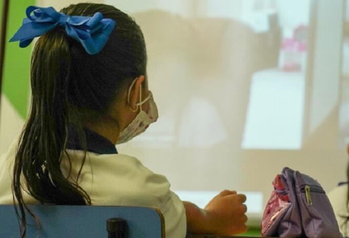 El aforo máximo en las aulas será del 30%, según indicó la Administración Local.