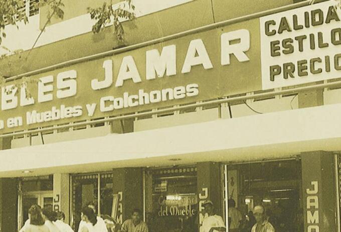 Muebles Jamar 70 años