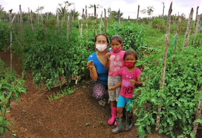 Asociación de Mujeres Productoras de Paz del Caquetá