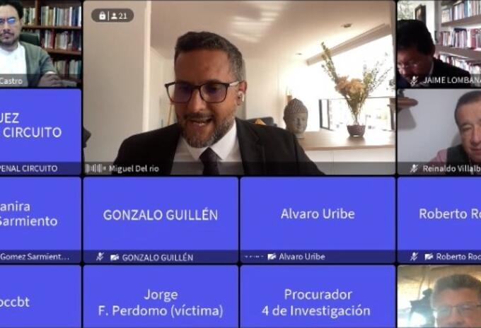 Exesposa de Juan Guillermo Monsalve y periodista Gonzalo Guillen piden ser reconocidos como víctimas