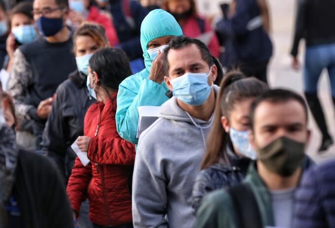 Uso de tapabocas es obligatorio en Colombia por coronavirus
