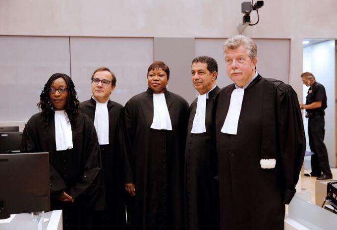 Jueces de la CPI