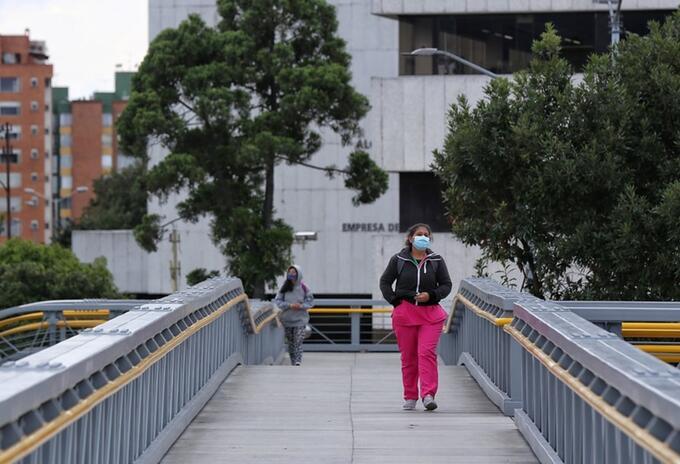 Cuarentena en Bogotá termina este 19 de abril a las 4:00 am