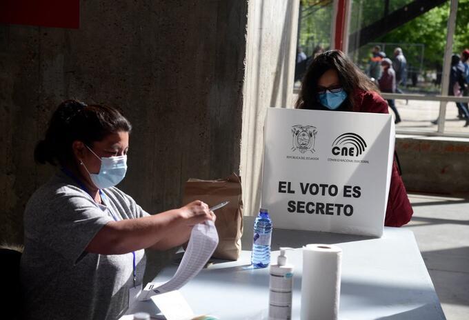 Ecuador elecciones 2021