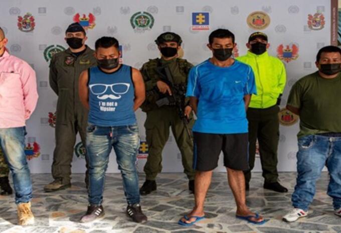 Capturados muerte menor y ataque a policía