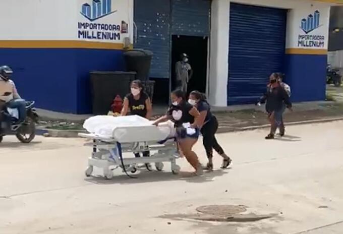 Familiares pasearon cadáver por Fundación, Magdalena
