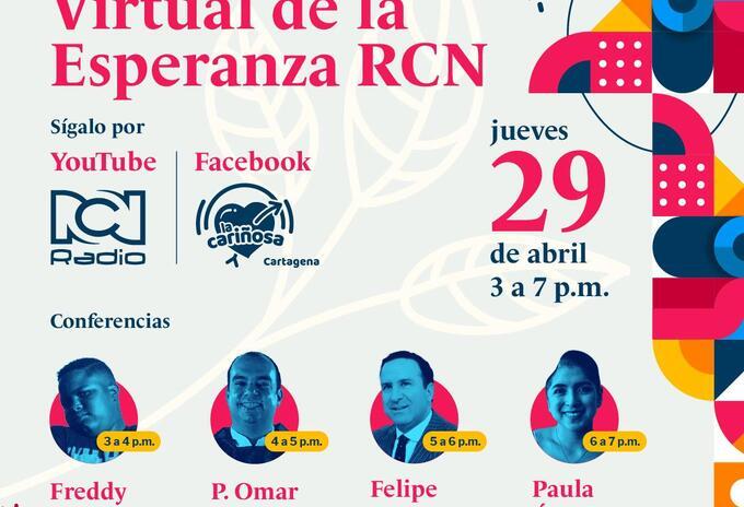 II Congreso Virtual de la Esperanza RCN