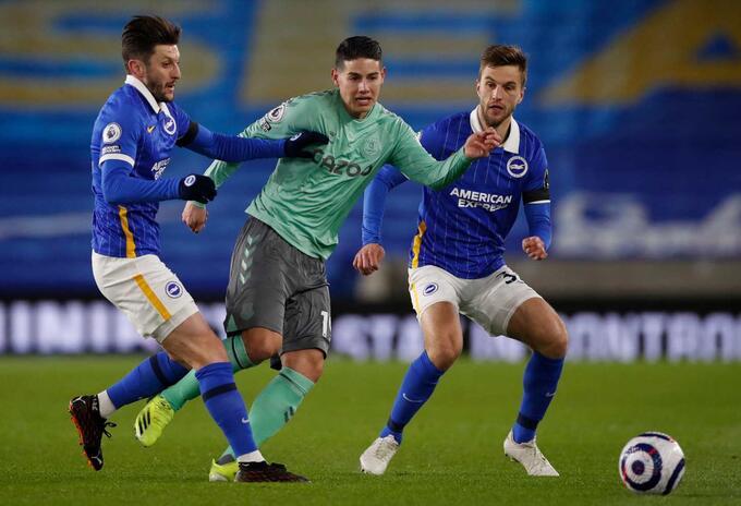 James - 2021 Everton