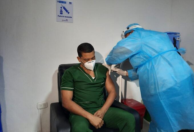 Administración denuncia irregularidades en vacunación en zona rural de Santa Marta