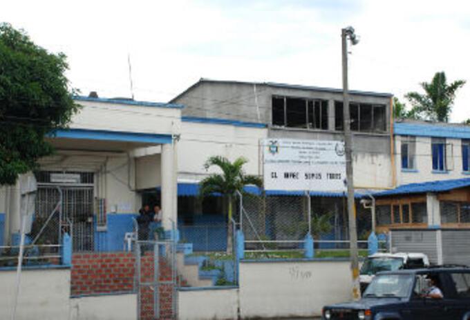 Cárcel de varones de Pereira