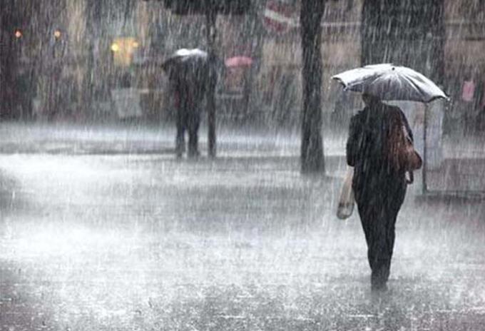 Lluvias fuertes en Colombia