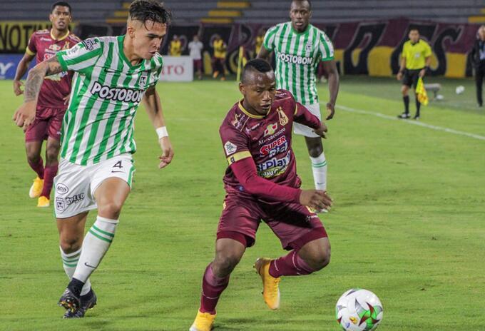 Tolima vs Nacional - fecha 16 de la Liga BetPlay 2021