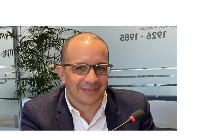 Jorge Andrés Carrillo Cardoso, gerente general de EPM