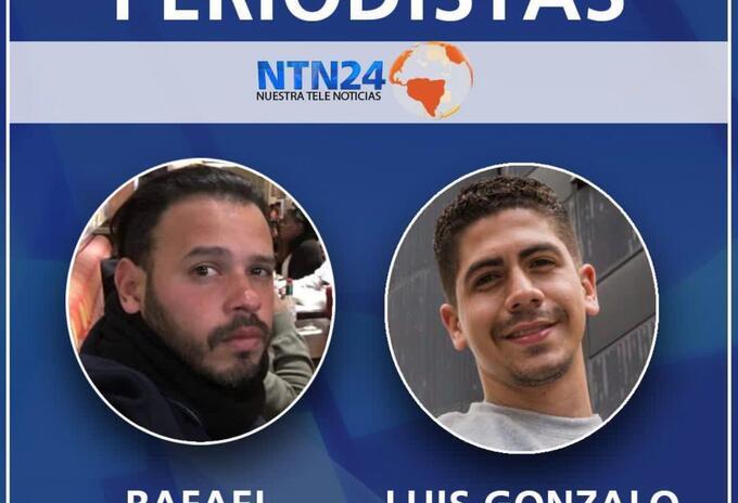 Periodistas de NTN24