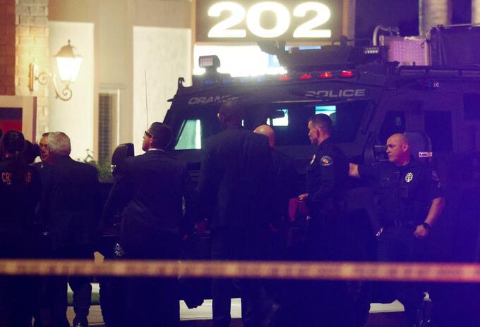 Tiroteo en California dejó cuatro muertos, entre ellos un niño.