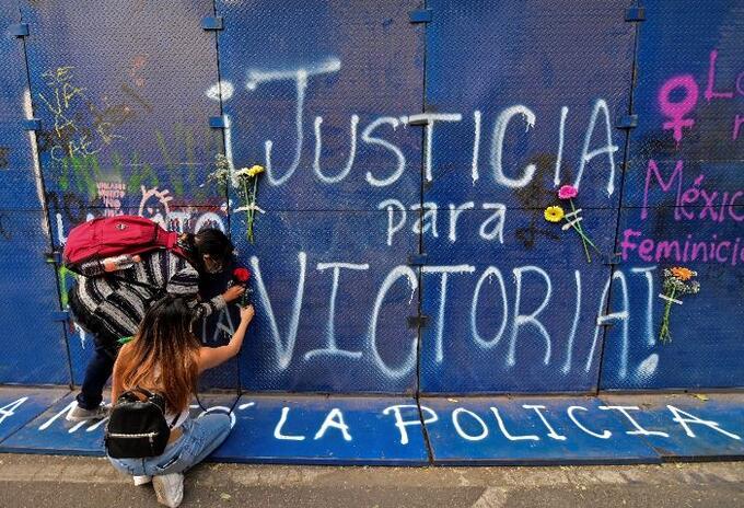 Asesinato en México de la salvadoreña Victoria Salazar