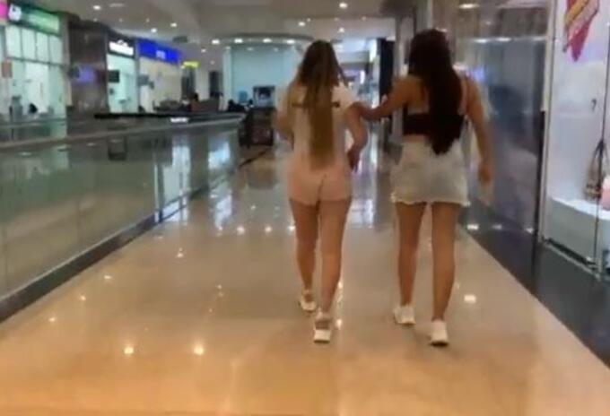 Escándalo en Bucaramanga por video pornográfico que fue grabado en un centro comercial de la ciudad.