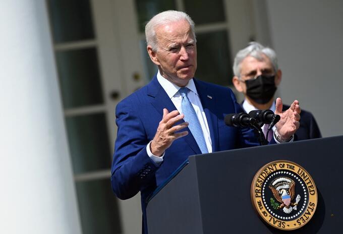 Joe Biden anuncia planes para el control de armas en EE.UU.