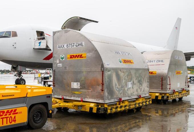 Este lunes llegaron a Colombia 551.070 vacunas de la farmacéutica Pfizer