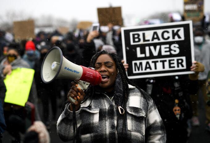 Manifestaciones antirracismo en EE.UU.
