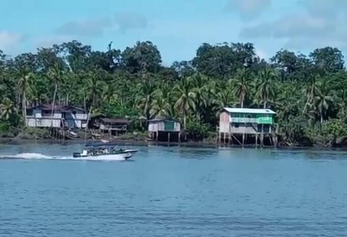 Consejo Comunitario del Rio Saija