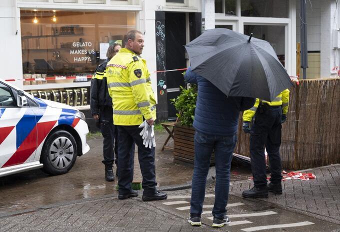 Policía de Ámsterdam