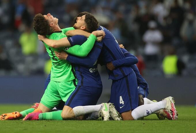Chelsea se corona como campeón de la Champions League