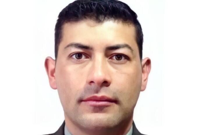 Capitán Solano, asesinado en Soacha