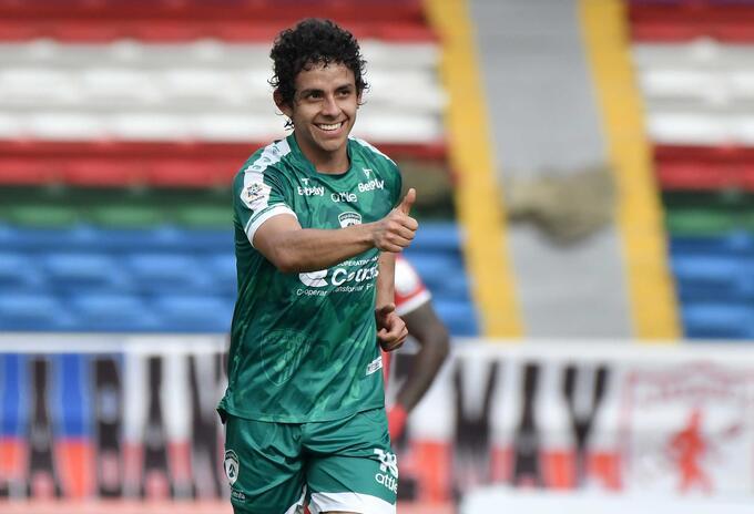 Daniel Mantilla, jugador colombiano de fútbol
