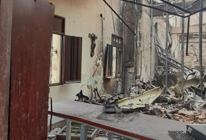 Ataque Palacio