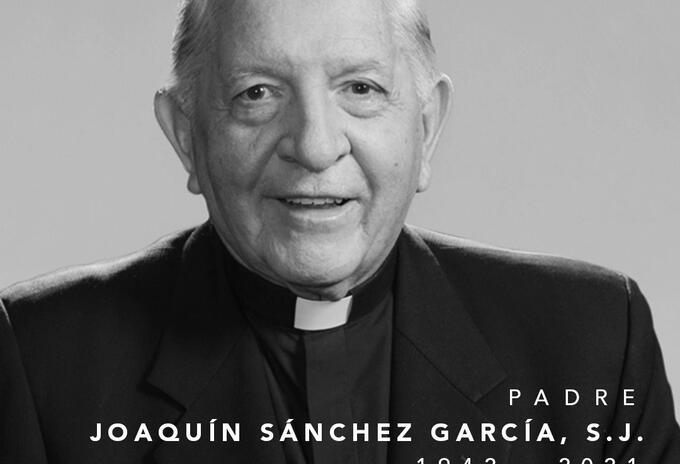Padre Joaquín Sánchez García
