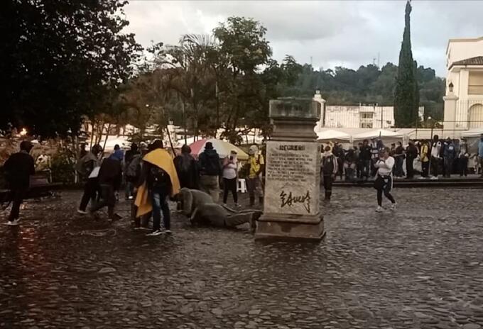 Estatua Julio Arboleda