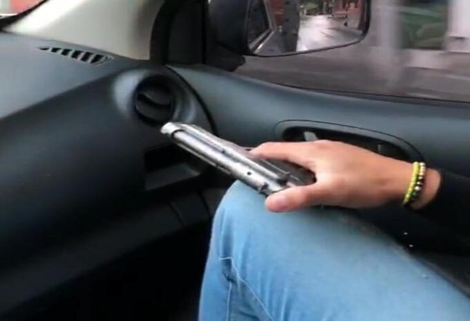 Imagen tomada del video.