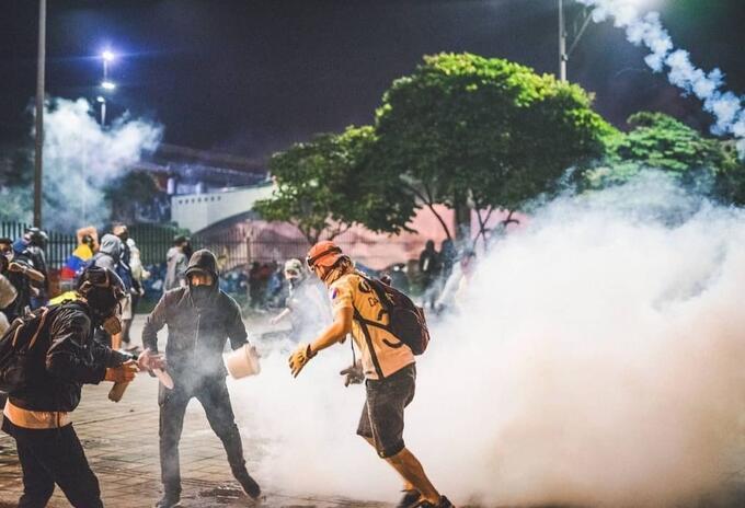 Paro Nacional en Pereira