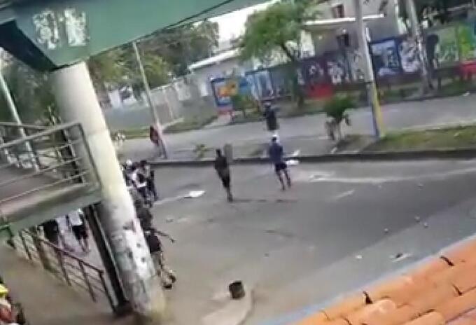 Situación de violencia