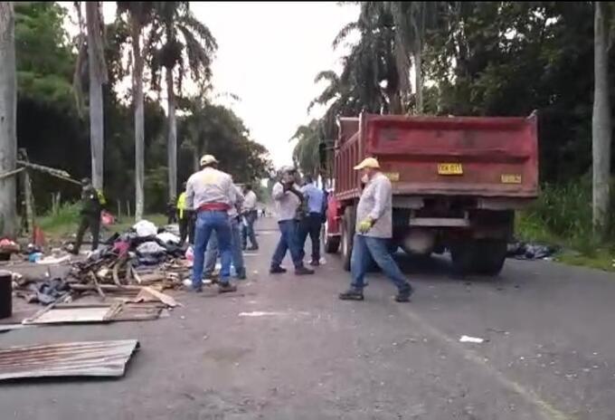 Durante la captura, fueron inmovilizada cinco motocicletas, que el juez pidió sean devueltas de forma inmediata.