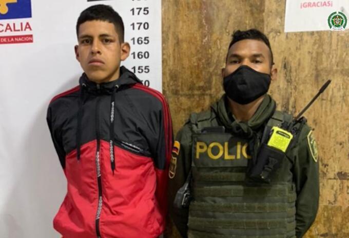 Juan Camilo Loaiza fue enviado a prisión aunque no aceptó los cargos.