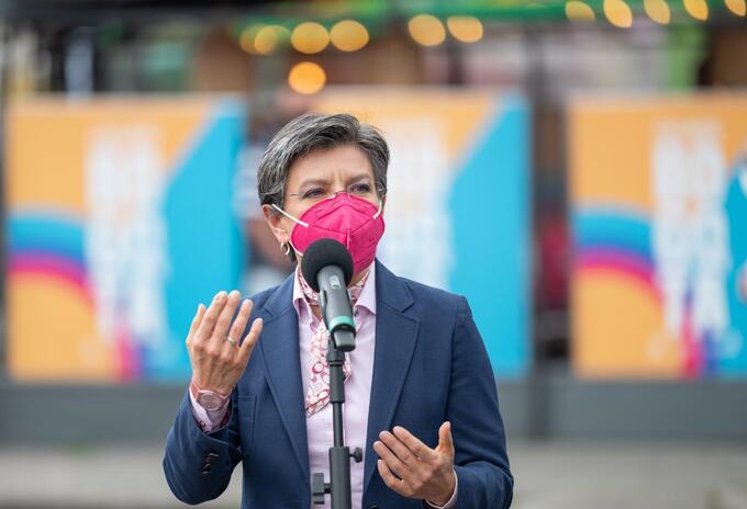 Claudia López Politiquería