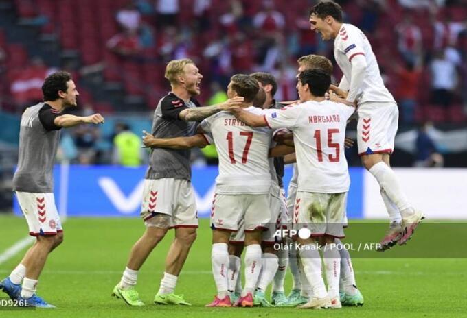 Dinamarca - Eurocopa