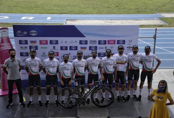 UAE TEAM COLOMBIA