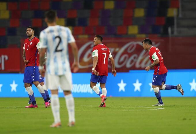 CHILE-ARGENTINA