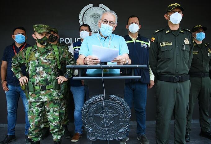 Alcaldía de Cúcuta ejecutó consejo de seguridad