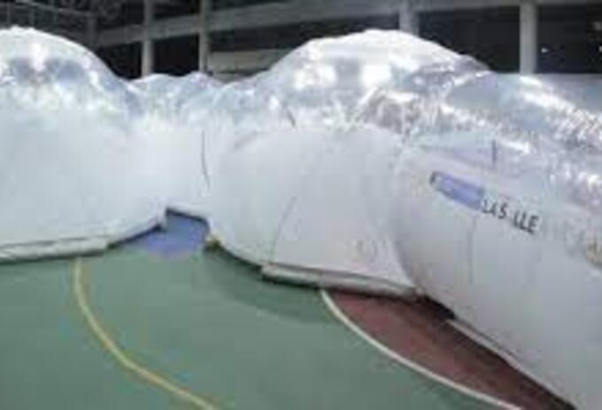 Unidad de aislamiento portátil del proyecto Mincienciatón